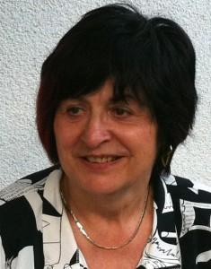 Schatzmeisterin im Vorstand: Ina Grummich